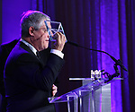 Cameron Mackintosh during the 2017 Sondheim Award Gala at the Italian Embassy on March 20, 2017 in Washington, D.C..