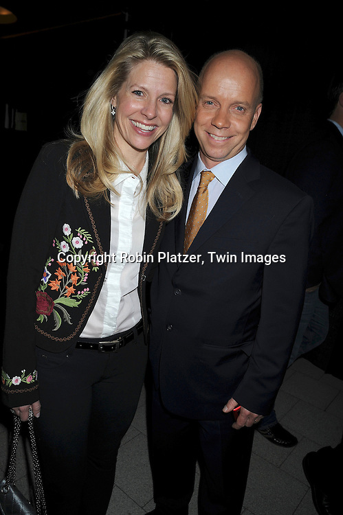 Tracie and Scott Hamilton
