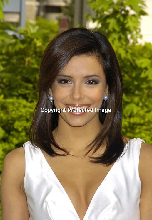 Eva Longoria ..at The ABC Upfront Announcement of Their Fall Schedule on May 17, 2005 at Lincoln Center...Photo by Robin Platzer, Twin Images