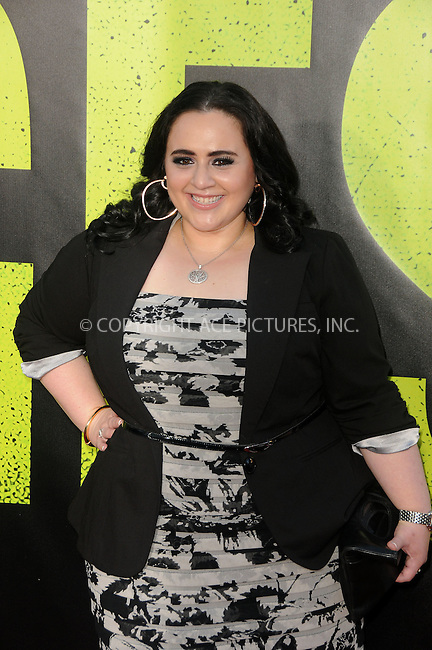 WWW.ACEPIXS.COM . . . . .  ....June 25 2012, LA....Nikki Blonsky arriving at the premiere of ' 'Savages' at Westwood Village on June 25, 2012 in Los Angeles, California....Please byline: PETER WEST - ACE PICTURES.... *** ***..Ace Pictures, Inc:  ..Philip Vaughan (212) 243-8787 or (646) 769 0430..e-mail: info@acepixs.com..web: http://www.acepixs.com