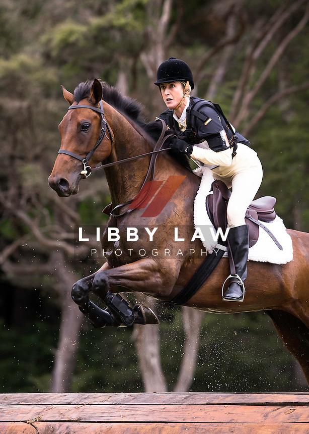 NZL-Rebecca Ward (BELLISSIMA) 3C NZPC 80: 2015 NZL-Hunua Pony Club ODE (Sunday 1 February) CREDIT: Libby Law COPYRIGHT: LIBBY LAW PHOTOGRAPHY