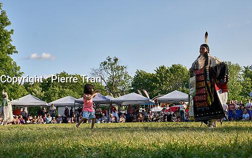 Pow Wow Ottawa 2019<br /> <br /> PHOTO : Agence Quebec Presse - Pierre Tran