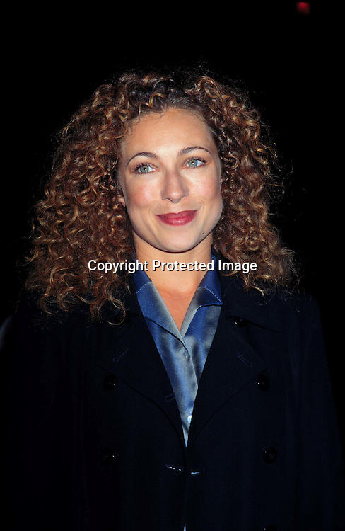"©KATHY HUTCHINS/HUTCHINS.""BEFORE WOMEN HAD WINGS"" SCREENING 10/20/97.ALEX KINGSTON"