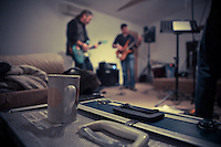 Flame Pilots Rehearsal 21 March 2012
