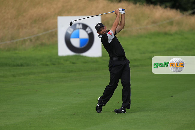 Sergio Garcia (ESP) on the 15th fairway during the Round 2 of the 2016 BMW International Open at the Golf Club Gut Laerchenhof in Pulheim, Germany on Friday 24/06/16.<br /> Picture: Golffile | Thos Caffrey