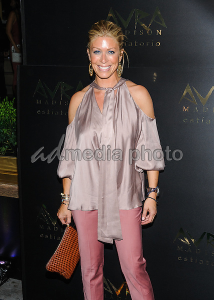 08 September 2016 - New York, New York- Jill Martin. Avra Madison Grand Opening Party on Thursday, September 8, 2016. Photo Credit: Mario Santoro/AdMedia