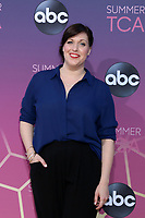 LOS ANGELES - AUG 15:  Allison Tolman at the ABC Summer TCA All-Star Party at the SOHO House on August 15, 2019 in West Hollywood, CA