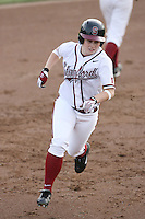 7 March 2008: Stanford Cardinal Alissa Haber during Stanford's 9-1 win against the Charleston Cougars in the Stanford Classic at the Boyd and Jill Smith Family Stadium in Stanford, CA.
