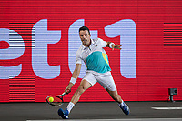 19th July 20202; Berlin Tempelhof, Berlin, Germany;  Bet1aces tennis tournament; Roberto Bautista Agut