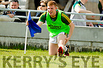 Pa Kilkenny  Kerry in action against  Cork in the National Football league in Austin Stack Park, Tralee on Sunday.