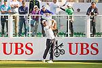 Edoardo Molinari of Italy tees off the first hole during the 58th UBS Hong Kong Golf Open as part of the European Tour on 10 December 2016, at the Hong Kong Golf Club, Fanling, Hong Kong, China. Photo by Marcio Rodrigo Machado / Power Sport Images