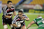 John Fonokalafi during the Air New Zealand rugby game between Counties Manukau Steelers & Manawatu, played at Mt Smart Stadium on the 22nd of September 2006. Counties Manukau 25 - Manawatu 25.