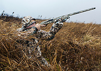 Waterfowl hunting with Outdoor Life Editor John Snow near Cold Bay, Alaska, Sunday, October 30, 2016. The Izembek National Wildlife Refuge lies on the northwest coastal side of central Aleutians East Borough along the Bering Sea and Cold Bay. Birds hunted include the long tailed duck, the Steller's Eider, the Harlequin, the King Eider and Brant.<br /> <br /> <br /> Photo by Matt Nager