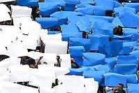 Brescia 30/09/2017 - campionato di calcio serie B / Brescia - Perugia / foto Matteo Gribaudi/Image Sport/Insidefoto<br /> nella foto: coreografia tifosi Brescia