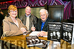 John 'Seanie' Cleary launches his new book 'Through the Lens' Pictured here at the signing in the Grand hotel with Rose and Maurice Roche, Blennervile