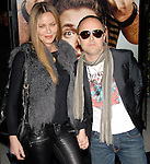 Lars Ulrich & Connie at the Universal Pictures L.A. Premiere of Get Him to The Greek held at The Greek Theatre in Los Feliz, California on May 25,2010                                                                   Copyright 2010  DVS / RockinExposures