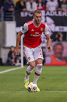 Calum Chambers (Arsenal London) - 19.09.2019:  Eintracht Frankfurt vs. Arsenal London, UEFA Europa League, Gruppenphase, Commerzbank Arena<br /> DISCLAIMER: DFL regulations prohibit any use of photographs as image sequences and/or quasi-video.