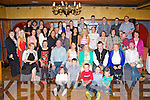 Michelle O'Sullivan, Shrone, Firies who celebrated her  21st birthday with her family and friends in the Killarney Avenue Hotel on Saturday night