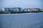 AF5GTC View of Walton on the Naze from the pier Essex England