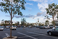 "South Coast Collection (""SoCo"")'s parking lot on Black Friday 2019; SoCo is in Costa Mesa, CA."