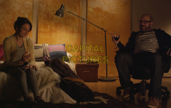 Jenny Slate &amp; David Cross<br /> in Obvious Child (2014) <br /> *Filmstill - Editorial Use Only*<br /> CAP/NFS<br /> Please credit: Courtesy of Sundance Institute/Capital Pictures