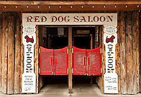 Red Dog Saloon, Downtown , Alaska, USA