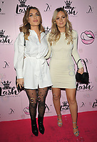 LONDON, ENGLAND - NOVEMBER 06: Maria Wild and Danielle Sellers at the Anna Vakili new lash range with Primalash launch party, Libertine, Winsley Street on Wednesday 06 November 2019 in London, England, UK. <br /> CAP/CAN<br /> ©CAN/Capital Pictures