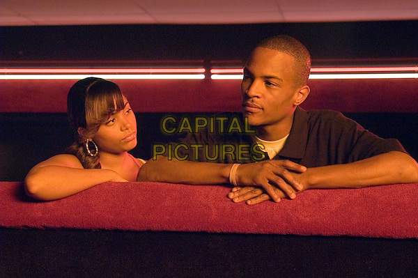 "LAUREN LONDON & TIP ""T.I."" HARRIS.in ATL.*Editorial Use Only*.www.capitalpictures.com.sales@capitalpictures.com.Supplied by Capital Pictures."