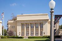 Memorial Hall at Chapman University in Orange County California