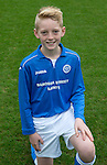St Johnstone Academy U11's<br /> Logan Young<br /> Picture by Graeme Hart.<br /> Copyright Perthshire Picture Agency<br /> Tel: 01738 623350  Mobile: 07990 594431