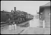 D&amp;RGW #476 K-28 at Santa Fe depot.<br /> D&amp;RGW  Santa Fe, NM