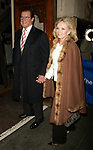 Roger Moore with his wife Christina Tholstrup<br />
