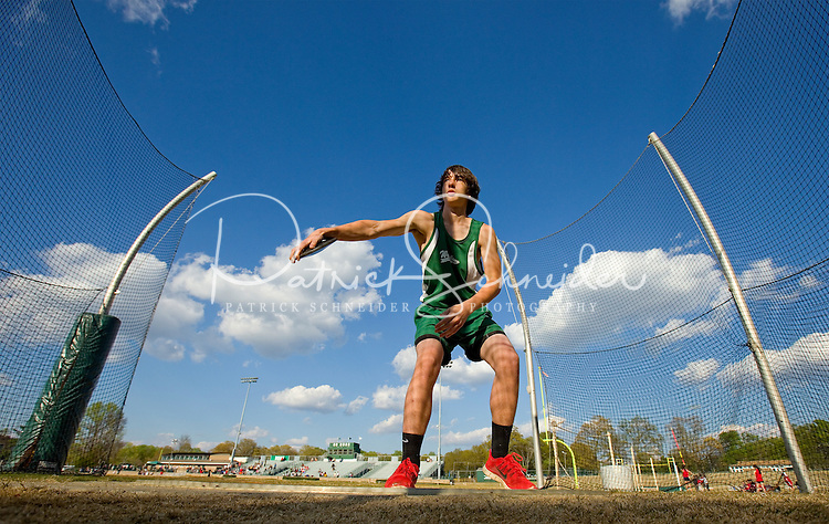 Photography of the Woodlawn School in Davidson, Track and Field Team 2014.<br /> <br /> Charlotte Photographer - PatrickSchneiderPhoto.com