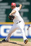 7 June 2007: Washington Nationals pitcher Jesus Colome in action against the Pittsburgh Pirates at RFK Stadium in Washington, DC. The Pirates defeated the Nationals 3-2 in the third game of their 3-game series...Mandatory Credit: Ed Wolfstein Photo