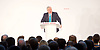 Conservative Spring Forum at Welsh Conference, Cardiff, Wales, Great Britain <br /> 17th March 2017 <br /> <br /> <br /> <br /> <br /> The Rt Hon Sir Patrick McLoughlin MP <br /> Chairman <br /> <br /> <br />  <br /> <br /> Photograph by Elliott Franks <br /> Image licensed to Elliott Franks Photography Services