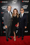 Macy's CEO Terry Lundgren, Singer Thalia and Record Executive Tommy Mottola attend MACY&rsquo;S PRESENTS FASHION&rsquo;S FRONT ROW<br />