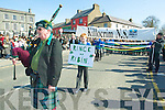 The Listowel St Patrick's Day parade.