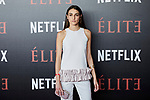 Sandra Escacena attends to 'Elite' premiere at Museo Reina Sofia in Madrid, Spain. October 02, 2018. (ALTERPHOTOS/A. Perez Meca)