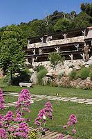 Europe/France/2A/Corse du Sud/Levie : Ferme-Auberge: A PIgnata, les chambres