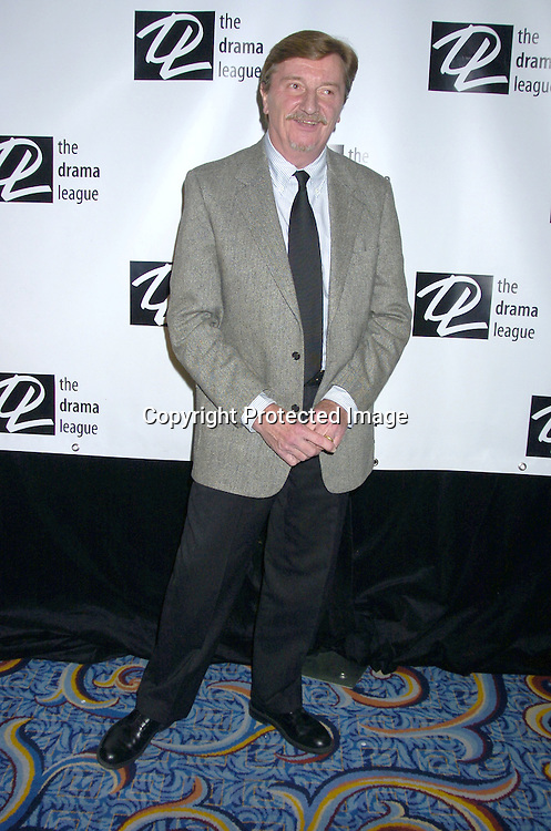 Larry Bryggman..at the 71st Annual Drama League Awards Luncheon on ..May 13, 2005 at the Marriott Marquis Hotel. ..Photo by Robin Platzer, Twin Images