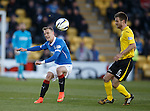 Dean Shiels and Kyle Jacobs