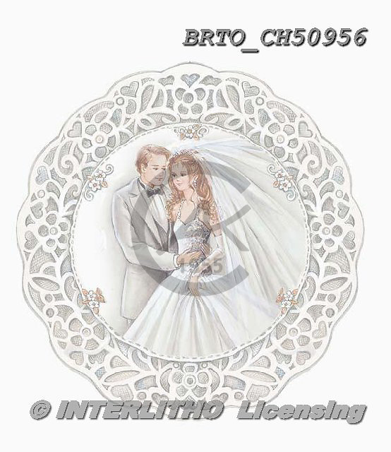 Alfredo, WEDDING, HOCHZEIT, BODA, paintings+++++,BRTOCH50956,#w# ,everyday