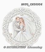 Alfredo, WEDDING, HOCHZEIT, BODA, paintings+++++,BRTOCH50956,#w# ,everyday