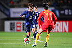 Rin Sumida (JPN), <br /> DECEMBER 11, 2017 - Football / Soccer : <br /> EAFF E-1 Football Championship 2017 Women's Final match <br /> between Japan 1-0 China <br /> at Fukuda Denshi Arena in Chiba, Japan. <br /> (Photo by Naoki Nishimura/AFLO SPORT)