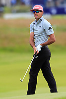 Rafa Cabrera Bello (ESP) on the 15th fairway during Round 1 of the Aberdeen Standard Investments Scottish Open 2019 at The Renaissance Club, North Berwick, Scotland on Thursday 11th July 2019.<br /> Picture:  Thos Caffrey / Golffile<br /> <br /> All photos usage must carry mandatory copyright credit (© Golffile | Thos Caffrey)