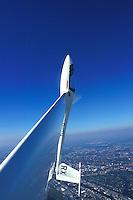 Segelflug, Holger Weitzel, Flugzeug LS4a