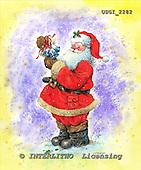 GIORDANO, CHRISTMAS SANTA, SNOWMAN, WEIHNACHTSMÄNNER, SCHNEEMÄNNER, PAPÁ NOEL, MUÑECOS DE NIEVE, paintings+++++,USGI2282,#X#