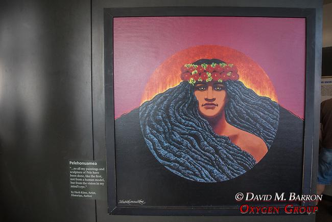 Pelehonuamea Painting