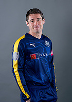 Picture by Allan McKenzie/SWpix.com - 02/04/2018 - Cricket - Yorkshire County Cricket Club Media Day 2018 - Headingley Cricket Ground, Leeds, England - Andrew Hodd.