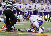 University at Albany Men's Lacrosse defeats Drexel 18-5 on Feb. 24 at Casey Stadium (Photo by Bruce Dudek / Cal Sport Media/Eclipse Sportswire)